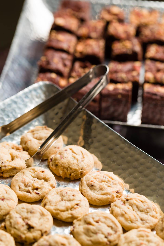 Cookies and brownies