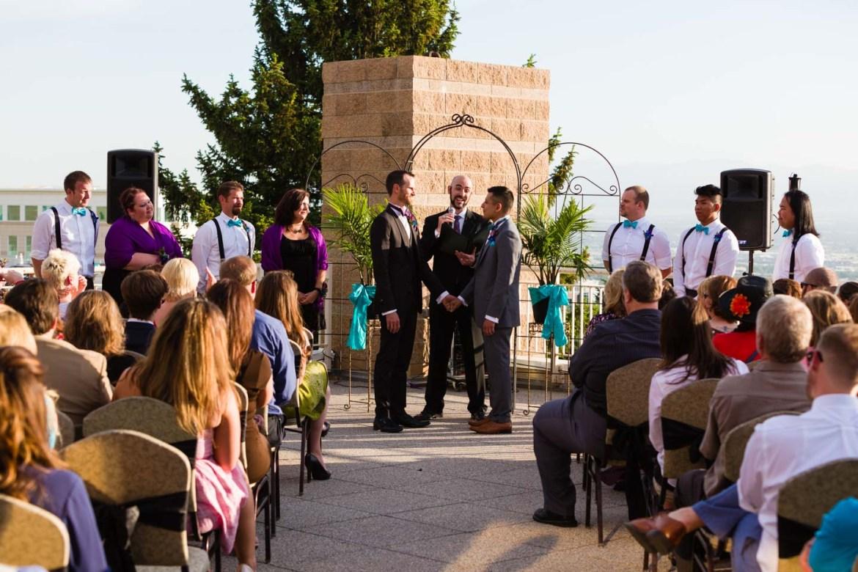 Gay marriage in Utah