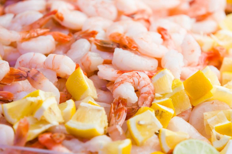 Fresh Jumbo Shrimp
