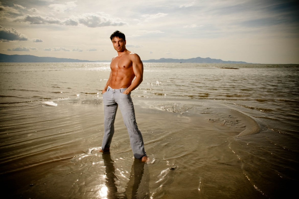 Modeling in the Great Salt Lake