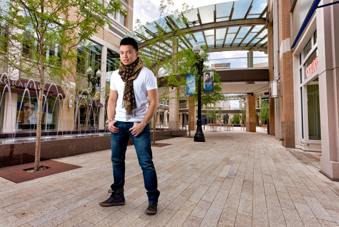 Julio at the City Creek Mall