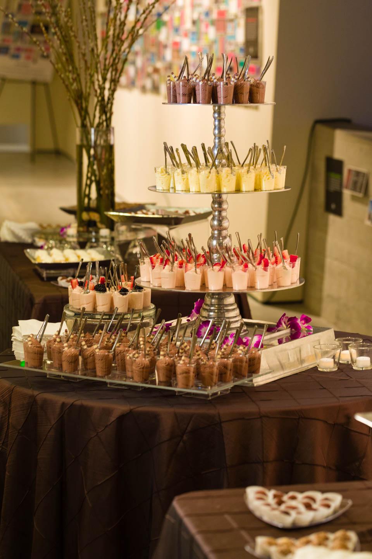 The Dessert Buffet