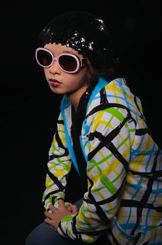 Teen pop star