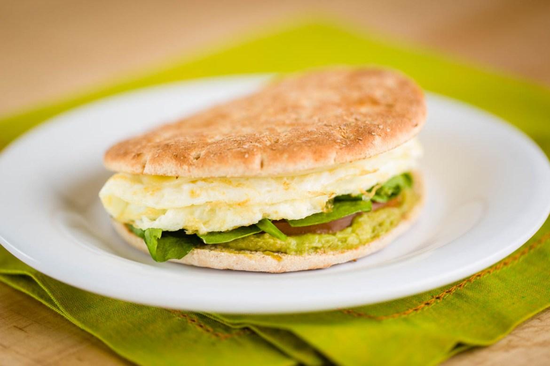Thinner Breakfast Sandwich