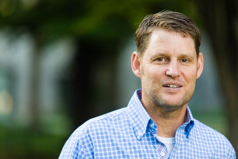 David Robinson running for Salt Lake City Mayor