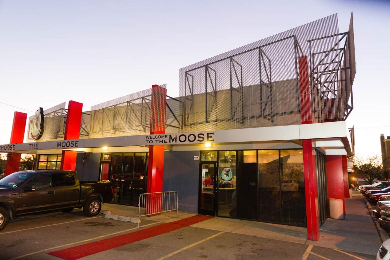 The Moose Lounge