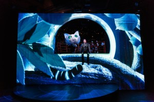 Incredible set and design by Salt Lake Acting Company