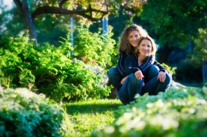 Amy & Julianne's engagements at the International Peace Garden