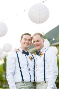 Formal wedding portraits