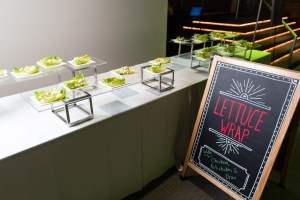 LUX Lettuce Wraps