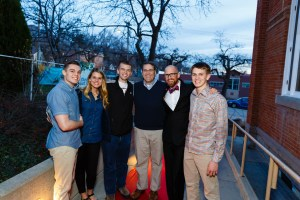 Red carpet photography for the Salt Lake Acting Company