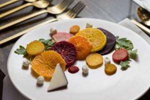 Unique fruit salad