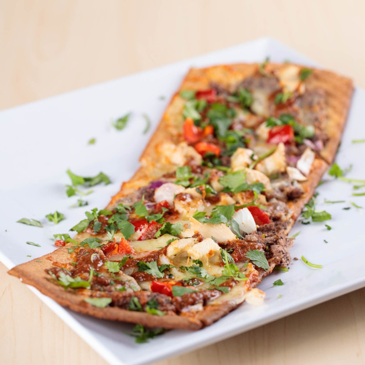 South of the Border Flatbread