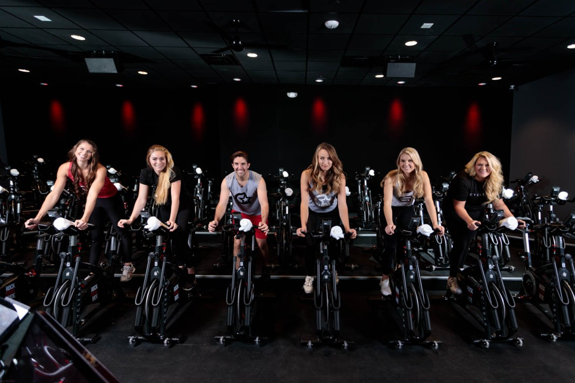 CycleBar trainers