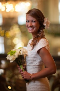 Kelli Jo's bridal photo