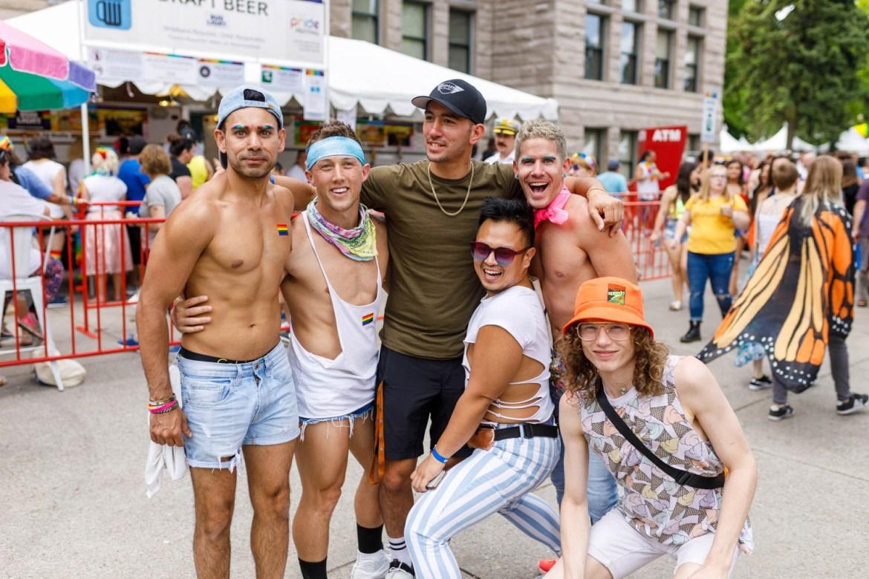 Fun times at Utah Pride