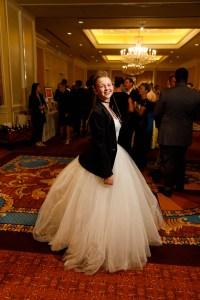 Savannah Skyler rocking the big dress