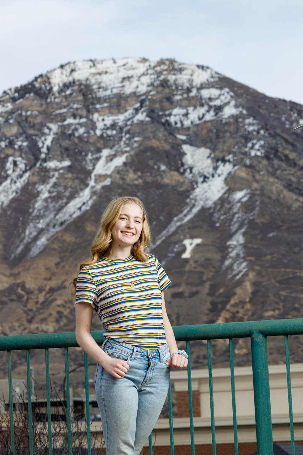 Maren will be going to BYU