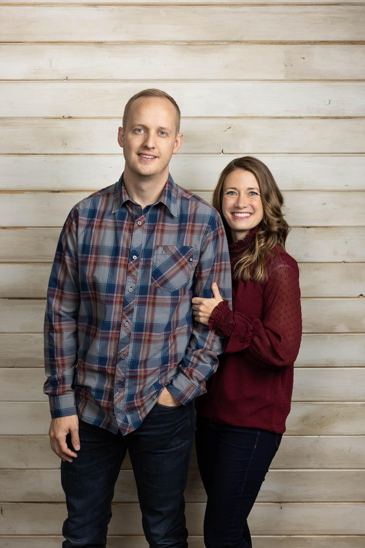 Jonathan & Kelli Jo's Portrait