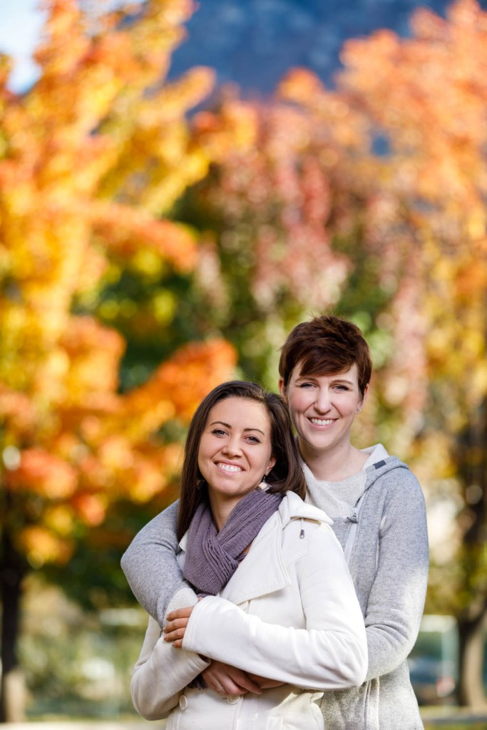 Autumn engagements