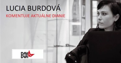 Lucia Burdová