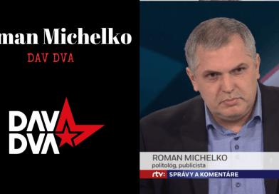 Roman Michelko o sociálne spravodlivej spoločnosti