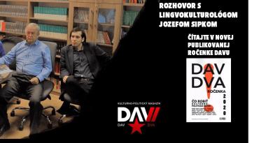 Jozef Sipko a Lukáš Perný v Ruskom centre Prešov