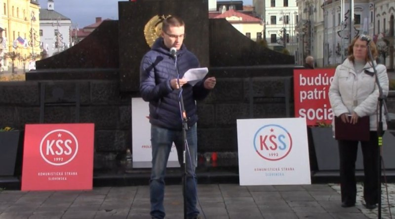 Dávid Diczházy - 17. november