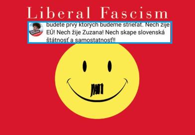 Liberálny fašizmus nie je oxymoron, ale krutý paradox zvrátenej doby. Jeho existenciu dokazujú filozofi, politológovia aj politici