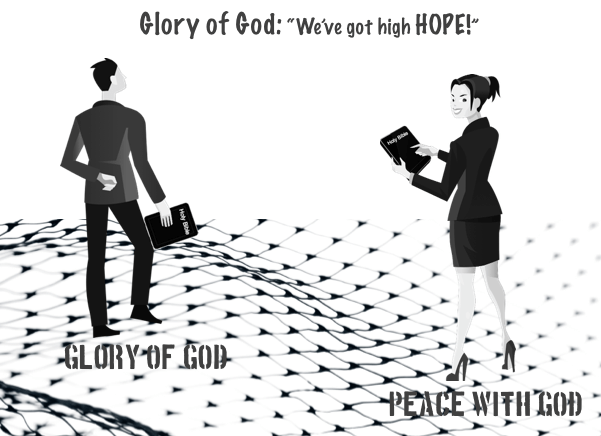 Glory of God High Hope 092814