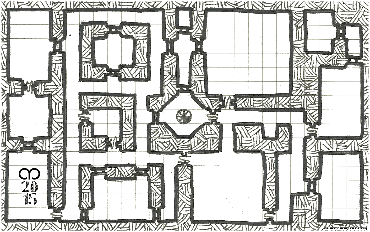 A Basement Map