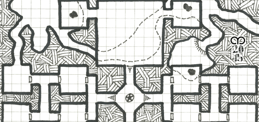 Abandoned Dwarven Hall