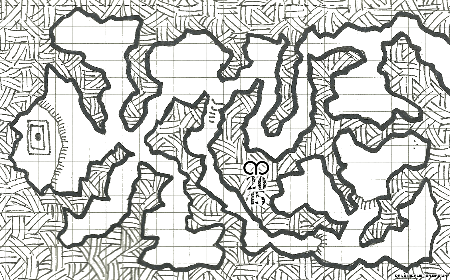 Natural Cave System