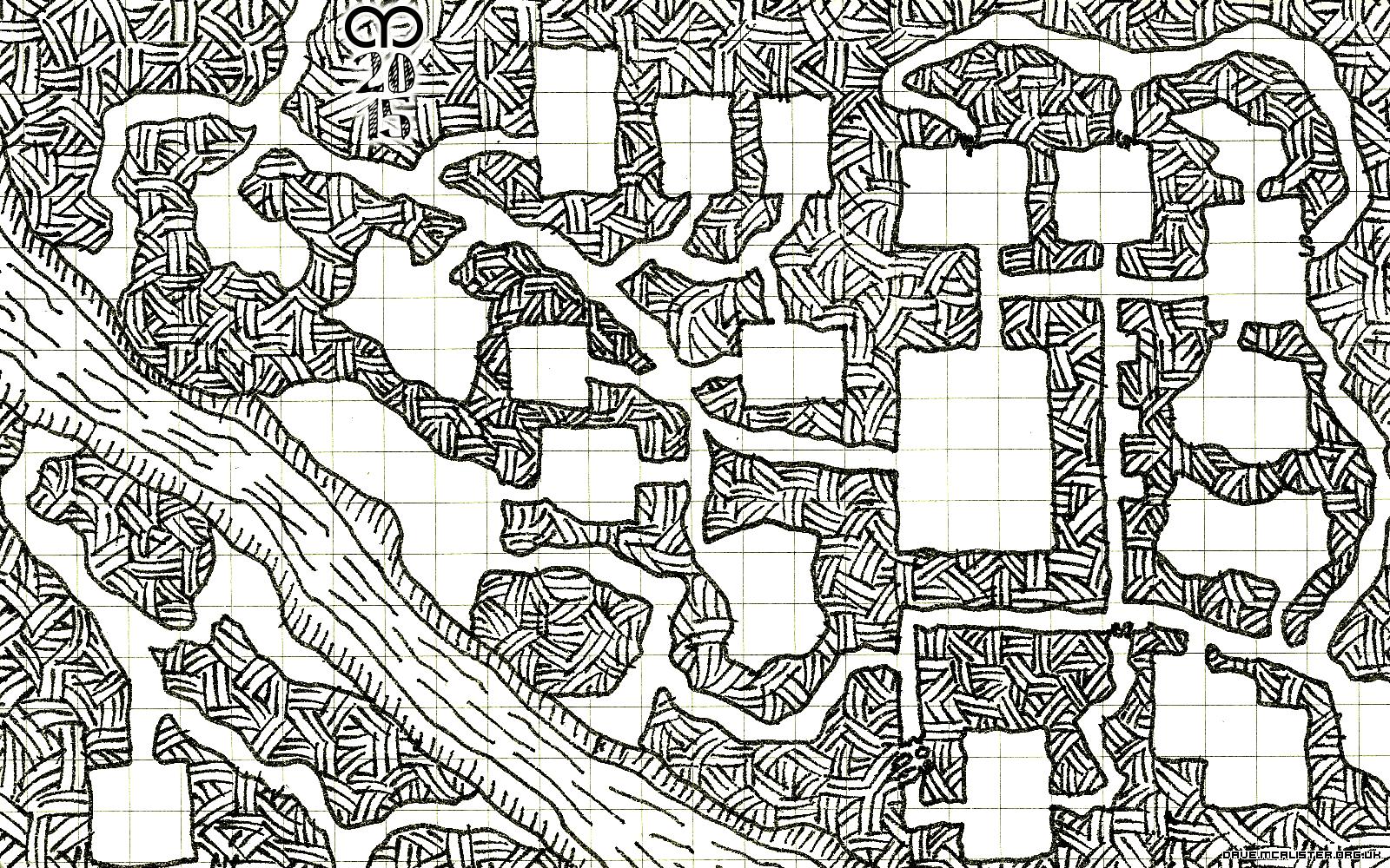 Sprawling Dungeon
