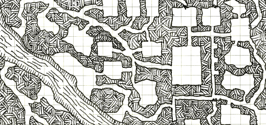 Sprawling Dungeon