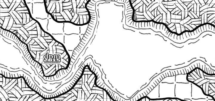 [Friday Map] Wide River