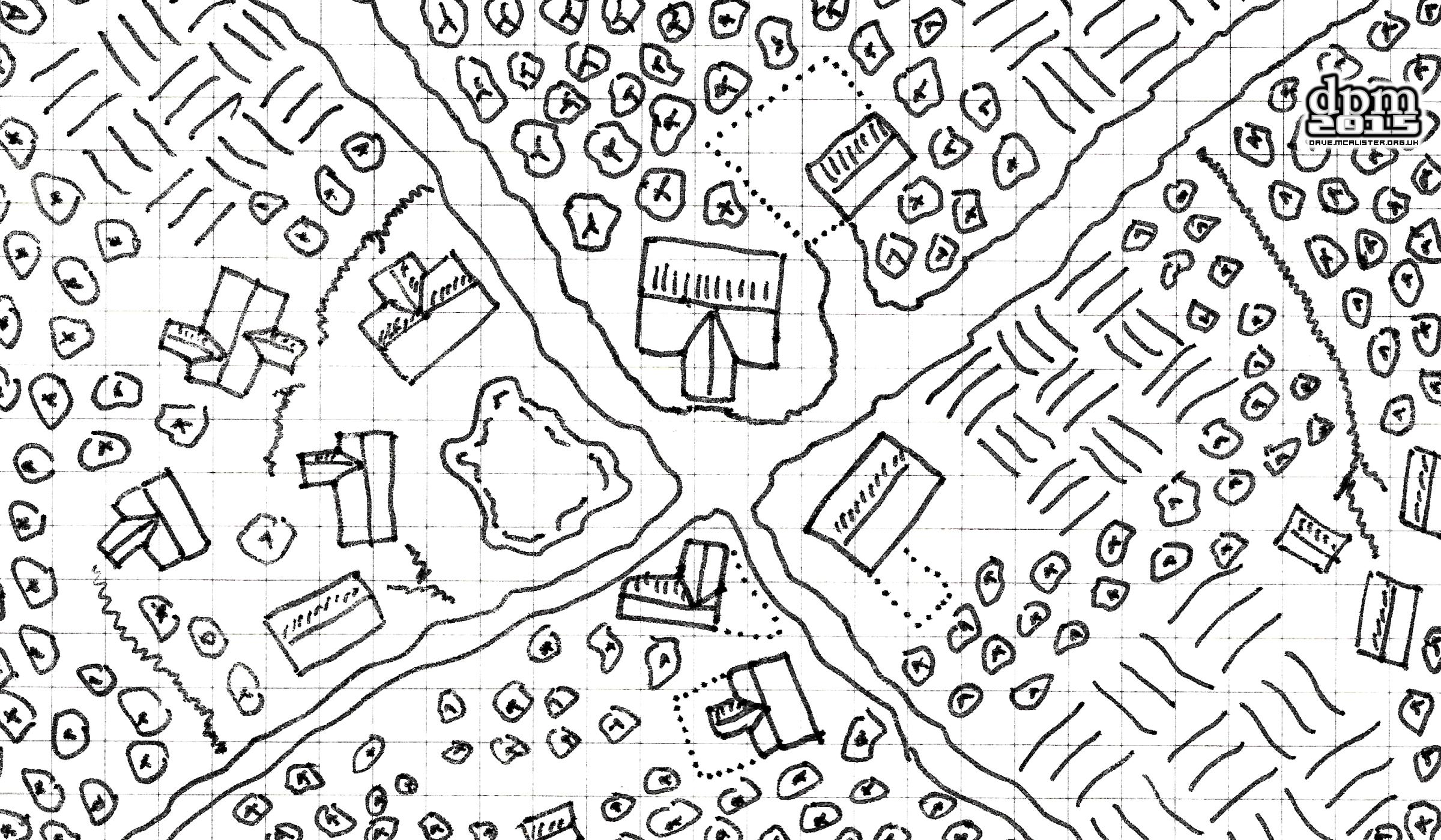 [Friday Map] Farming Village