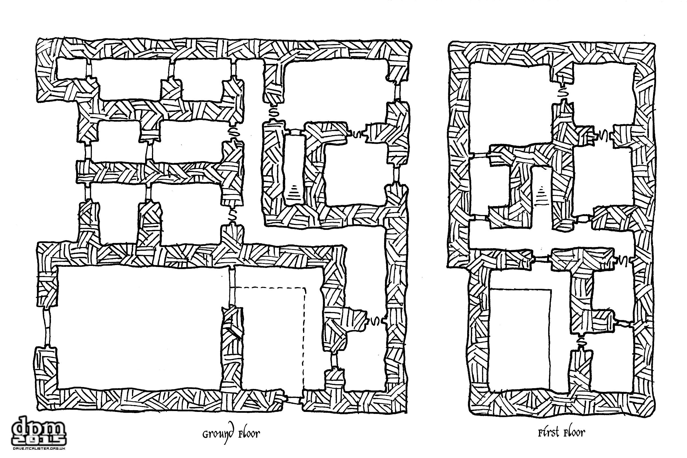 [Friday Map] Thieves Den