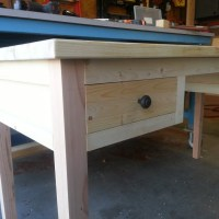 Understated Desk - Assembly Completed