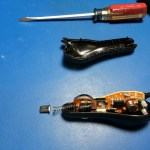 Car Charger - Disassembled Front View