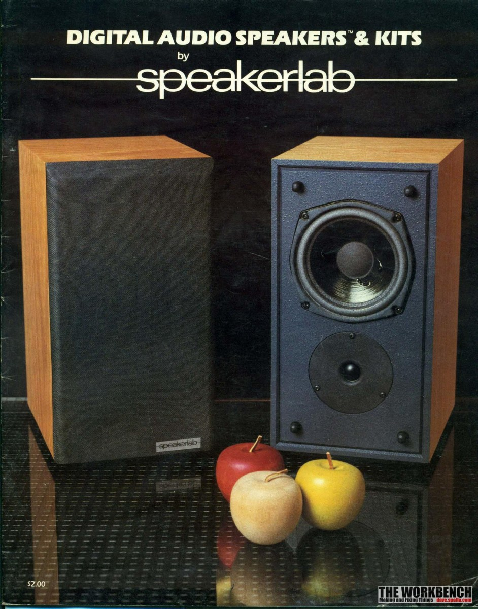Loudspeaker DIY in the 80's