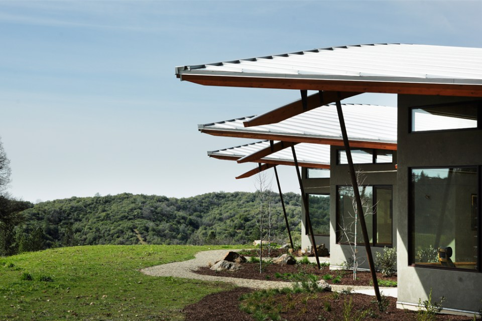 Photo of Three Leaf House by Sage Architecture