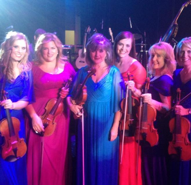 violin gals