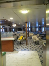 The main lounge where we would meet daily for presentations and briefings!