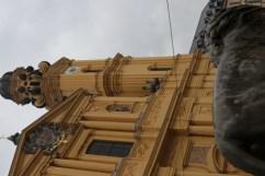 View from the Odeonsplatz