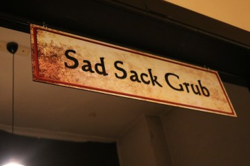 The Sad Sack Grub