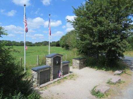 Brecourt Monument