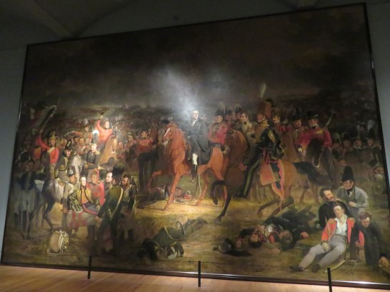 The Battle of Waterloo by Jan Pieneman