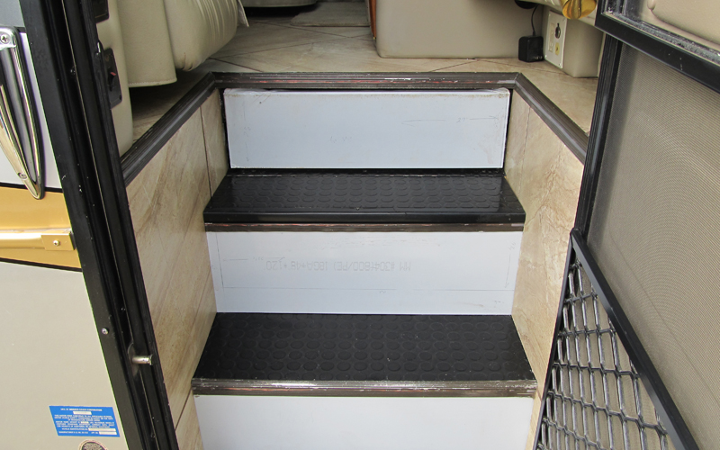 RV Flooring Amp Finishes Dave Amp LJs RV Furniture Amp Interiors