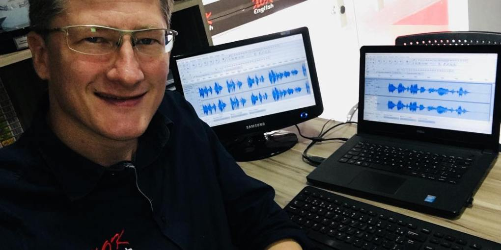 Dave Bailey Mastering Audio Files for Audible AudioBook